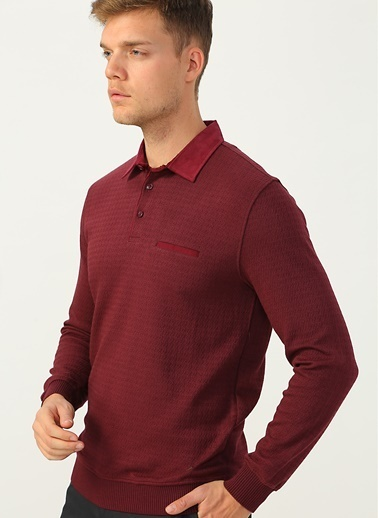 George Hogg Sweatshirt Bordo